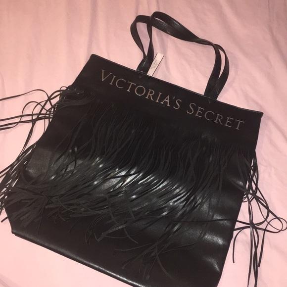 Victoria's Secret Handbags - Fringe Victoria secret tote new